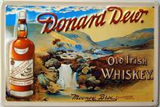 Donard Dew Old Irish Whisky Blechschild