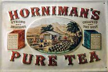 Horniman's Pure Tea Blechschild