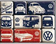 Magnet-Set VW the original ride