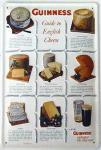 Guinness Cheese Blechschild