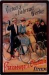 Victoria Fahrrad Werke Blechschild