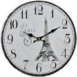 Wanduhr - Paris