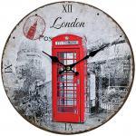Wanduhr - London