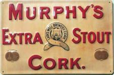 Murphy's Extra Stout Cork Blechschild