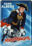 Blechpostkarte Hans Albers Münchhausen