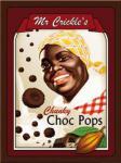 Magnet Mr. Crickles Choc Pops