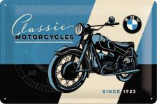 BMW - Classic Blechschild