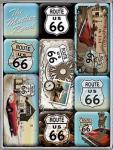 Magnet-Set Route 66 No.2