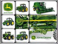 Magnet-Set John Deere