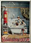 Vaillant 1908/09 Mini-Blechschild