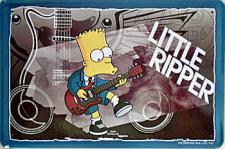 Simpsons - Little Ripper Beer Blechschild