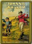 Johnnie Walker Whisky Mini Blechschild