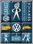Magnet-Set - VW Service