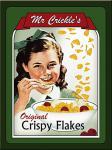 Magnet Mr. Crickles Crispy Flakes