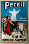 Persil - Henkels selbsttätiges Waschmittel Blechschild