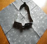 Glocke Ausstechform ca.19cm