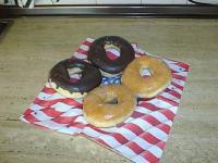 Delikatess-Donut-Fertigmehl