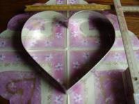 Herz Ausstechform 18cm1Form
