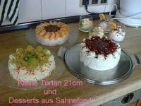 Joghurt-Erdbeer - Sahnefond250g Beutel