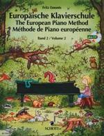 Europäische Klavierschule 2 + CD