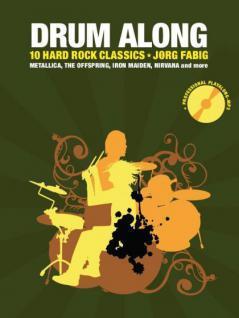 Drum Along 5 - 10 Hard Rock Songs