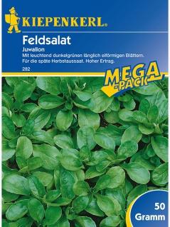 Feldsalat Juwallon 50gr , Grundpreis: 0.11 € pro 1 g