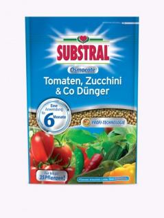Substral Osmocote Tomaten, Zucchini & Co Dünger , Grundpreis: 6.65 € pro 1 kg