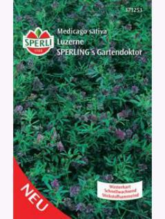 Luzerne, Gartendoktor 100gr für ca. 50qm