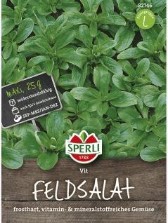 Feldsalat Vit, Maxipack 25 g , Grundpreis: 0.20 € pro 1 g