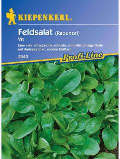 Feldsalat Vit Portion