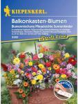 Blumenmischung Balkonkastenblumen pflegeleichte Sonnenkinder Mischung Saatband 5mtr