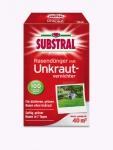 Substral Rasen-Dünger mit Unkrautvernichter - 800gr , Grundpreis: 21.24 € pro 1 kg
