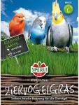 Ziervogelgras Pitti vitaminreiche Delikatesse für alle Heimvögel