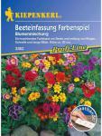 Blumenmischung Beeteinfassung Farbenspiel einjährig Saatband 5mtr