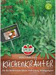 Küchenkräuter-Kombination 4 Saatscheiben