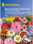 Bauerngarten für Rabatten und Beete Saatband 5mtr