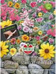 Schneckenbarriere, Schneck Weg, Blumenmischung, Saatband 5 mtr
