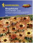 Calendula Ringelblumen Touch of Red Buff