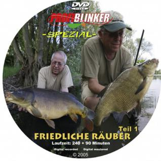 "Profi Blinker DVD Teil 12 Friedliche Räuber Teil 1+2"""
