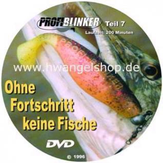 """Profi Blinker DVD Teil 7 Ohne Fortschritt keine Fische"""""""