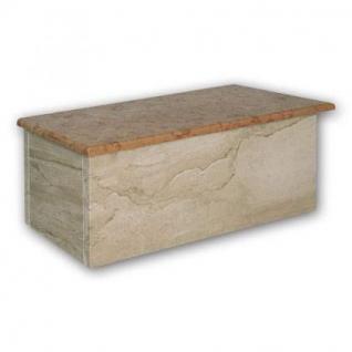 Ofenbank Marmor