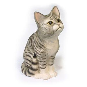 Katze Keramikkatze Felix