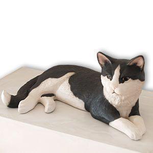 Katze Keramikkatze Micky