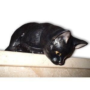 Katze Keramikkatze Morle