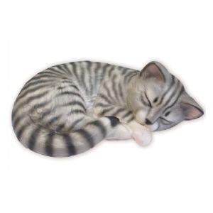 Katze Keramikkatze Muckerle