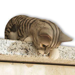 Katze Keramikkatze Tiger