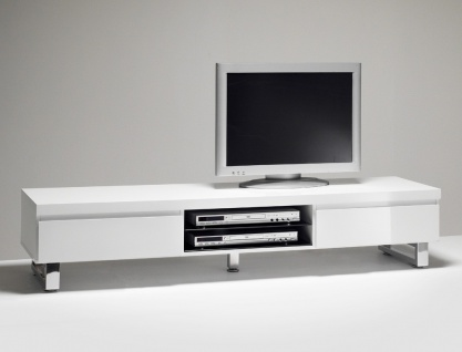 tv schrank weiss g nstig sicher kaufen bei yatego. Black Bedroom Furniture Sets. Home Design Ideas