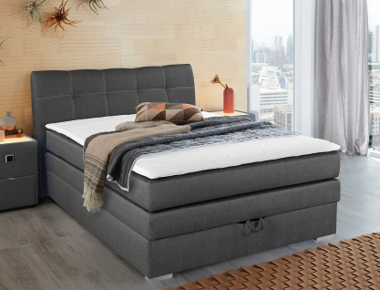 betten mit bettkasten 140x200 g nstig online kaufen yatego. Black Bedroom Furniture Sets. Home Design Ideas