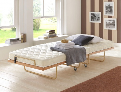 g stebett sacha 90x200 buche massiv klappbett klappautomatik rollen kaufen bei vbbv gmbh co kg. Black Bedroom Furniture Sets. Home Design Ideas
