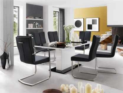 2x schwingstuhl luzia varianten freischwinger mit armlehne und griff kaufen bei vbbv gmbh co kg. Black Bedroom Furniture Sets. Home Design Ideas